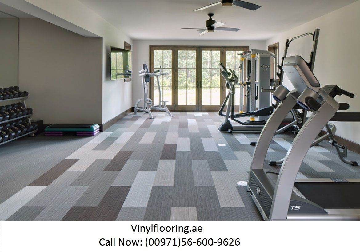VinylFlooring have the most first rate excellent Gym