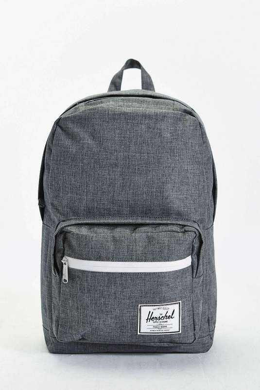 4496b8596f8 Charcoal Cross-Stitch Backpack by Herschel Supply Co.