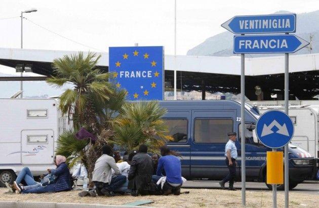 Ventimiglia : Muore poliziotto durante controlli No Borders e profughi