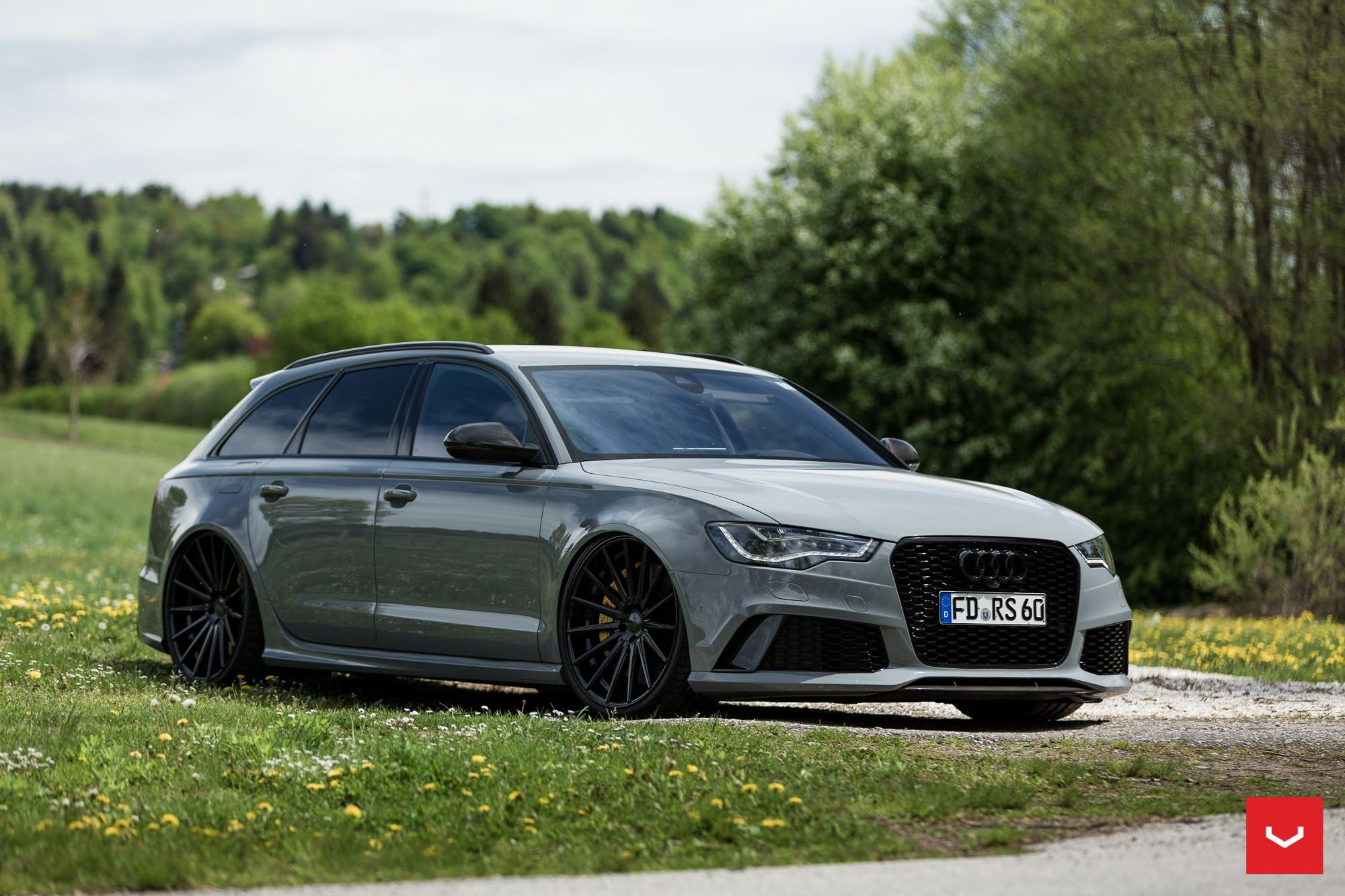 Audi rs6 avant mat grey with black rims explore classy wheels and rims pinterest schlitten