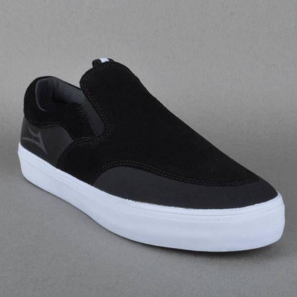 b906b96fe29d Lakai Owen Skate Shoes - Black Suede - Mens Skate Shoes from Native Skate  Store UK