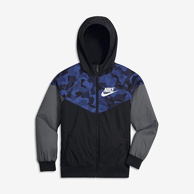 d3c9a9048e10 Nike Sportswear Windrunner Big Kids  (Boys ) Jacket