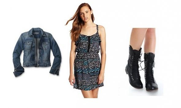cute outfits with black combat boots | How to Wear Combat ...