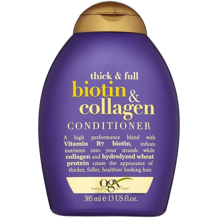 Ogx Biotin & Collagen Conditioner ConditionerCrafts