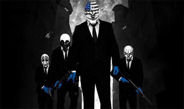 Payday 2 Rifles Warriors Assault rifle Games Masks