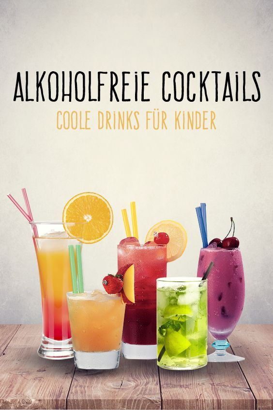 Photo of Alkoholfreie Cocktails: Coole Drinks für Kinder | familie.de