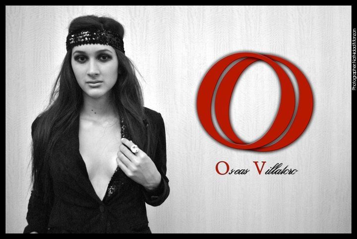 Oseas Villatoro fashion photography
