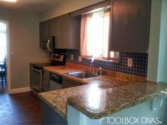 Backsplash Without Thinset Kitchen Countertops You Think How To