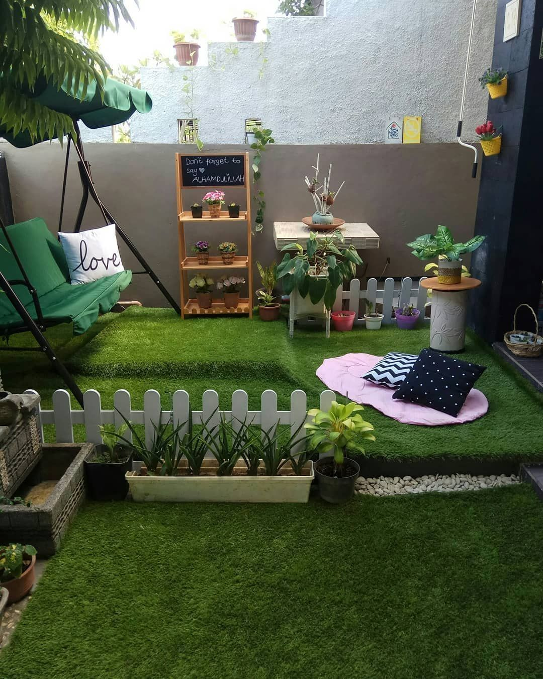 30 Fascinating Small Backyard Gardening Ideas With Indian Style Decoracion De Patio Exterior Decoracion De Patio Jardin De Interior Backyard garden ideas india