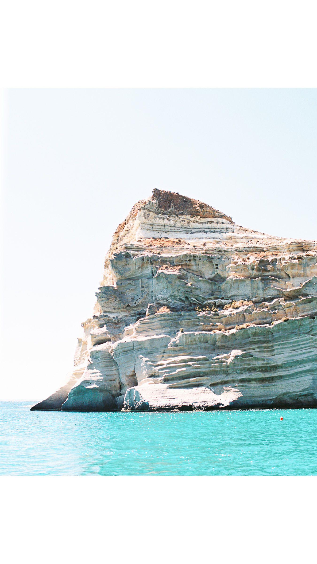 Milos Greece #aegeansea