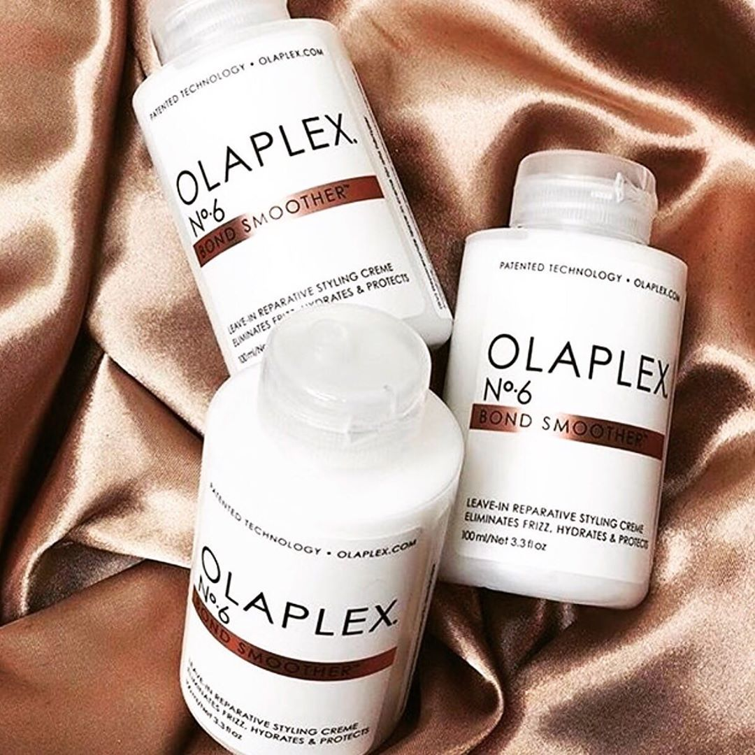 Olaplex no 6 in store now!!! If you don't want to miss
