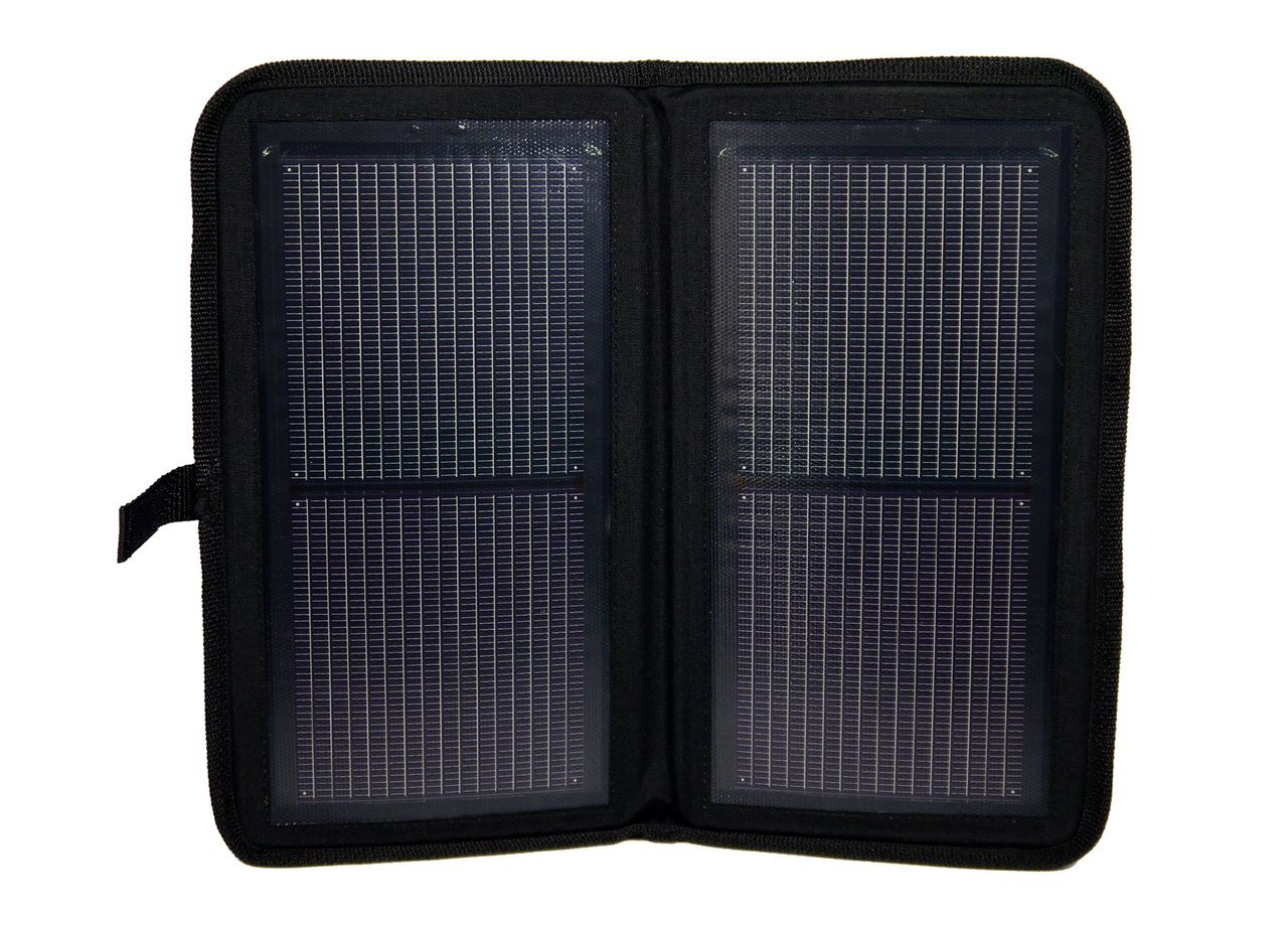 The Eclipse Foldout Solar Charger