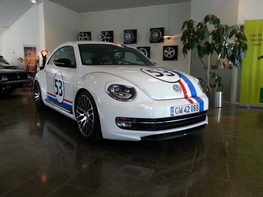 Herbie Vw New Beetle Turbo Beetle Vw Beetle Turbo [ 768 x 1024 Pixel ]