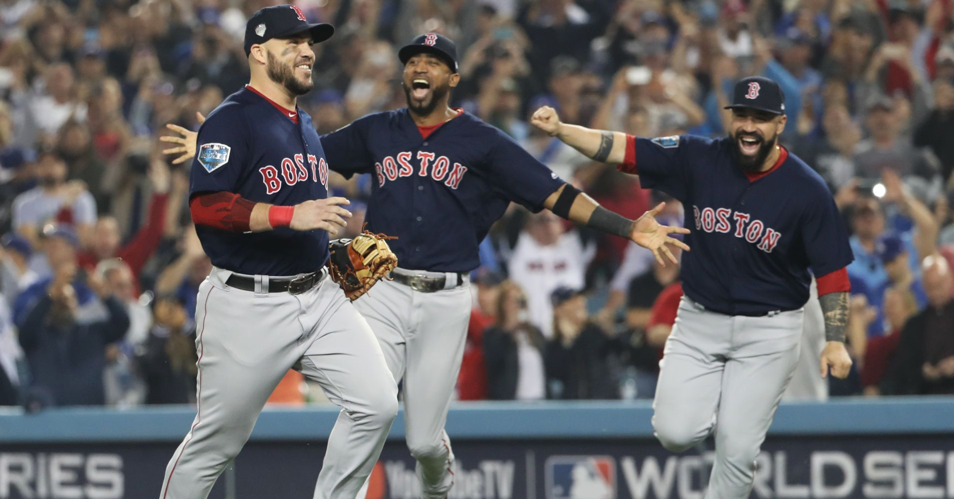 The Red Sox just won the World Series—here's how much