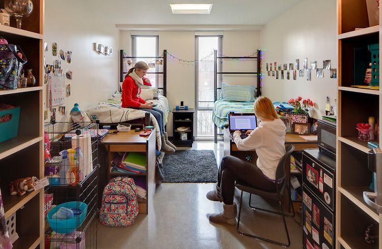 Park Stradley Dorm Room At Osu College College Dorm