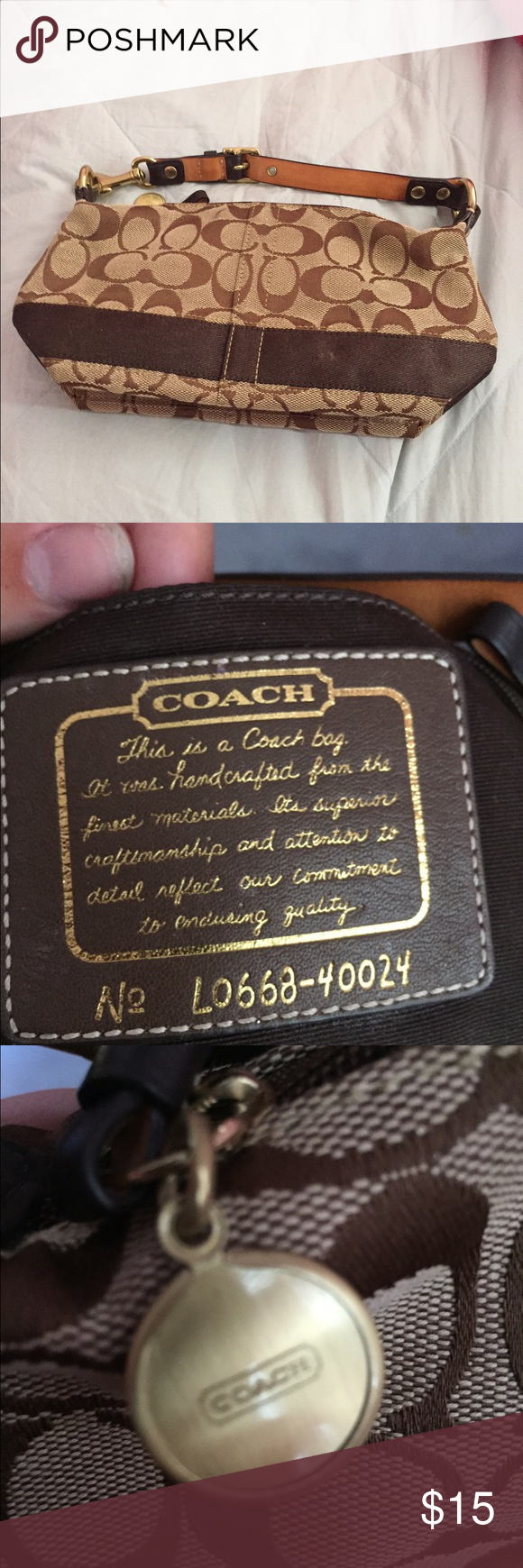 Coach handbag Great condition Bags Mini Bags