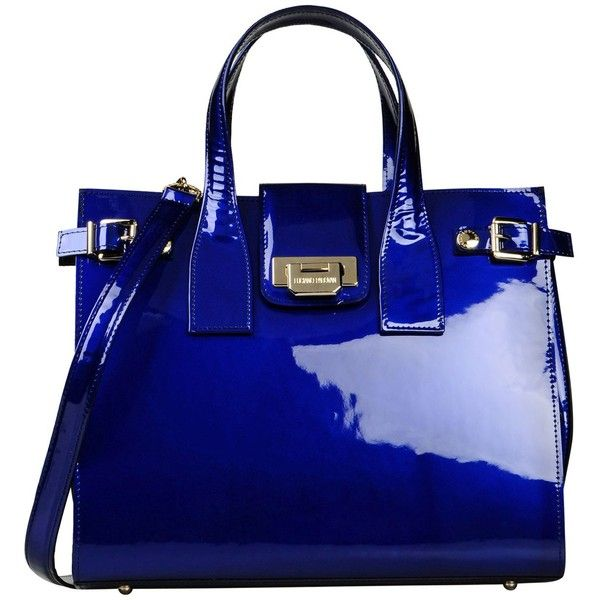 Luciano Padovan Handbag ($585) ❤ liked on Polyvore featuring bags ...