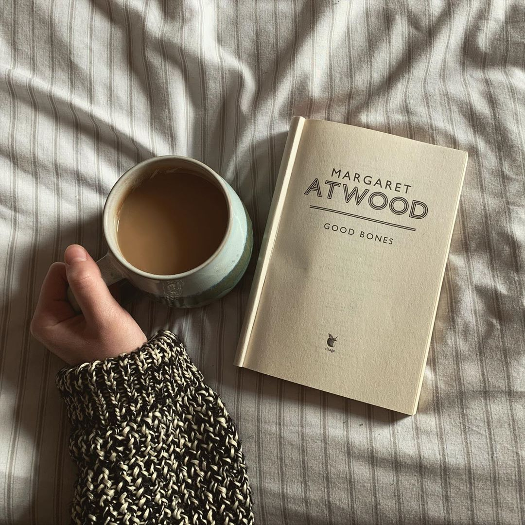 """Abbie on Instagram: """"Good morning! Tell me your favourite Margaret Atwood novel? I'm swiftly running out of her books to read and this makes me sad - but I can…"""""""