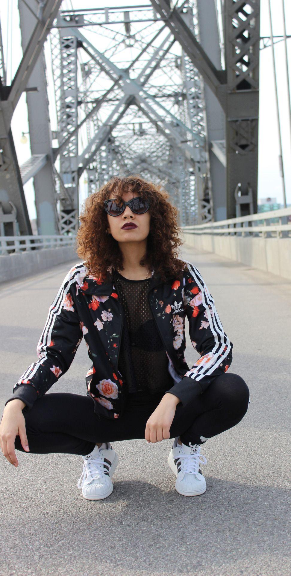 adidas superstar jacket tumblr