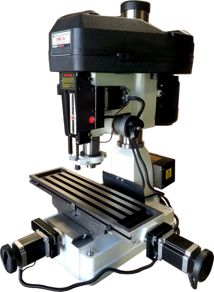 Cnc Jr Table Top Milling Machine For Masters More