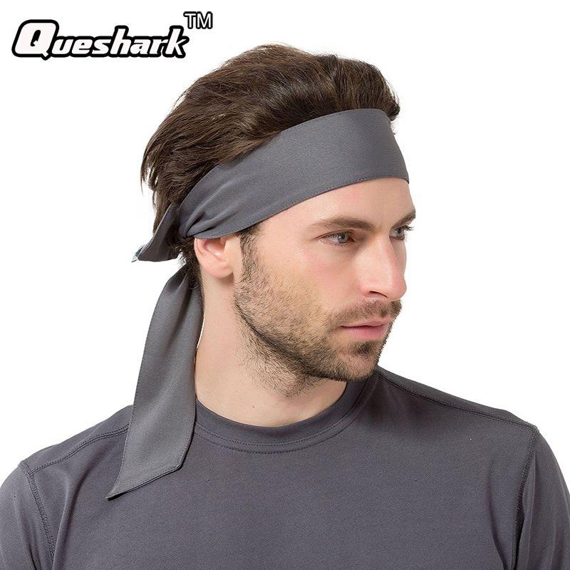 Sports Running Sweatbands Hair Band Men Women Outdoor Workout Gym Yoga Head Band