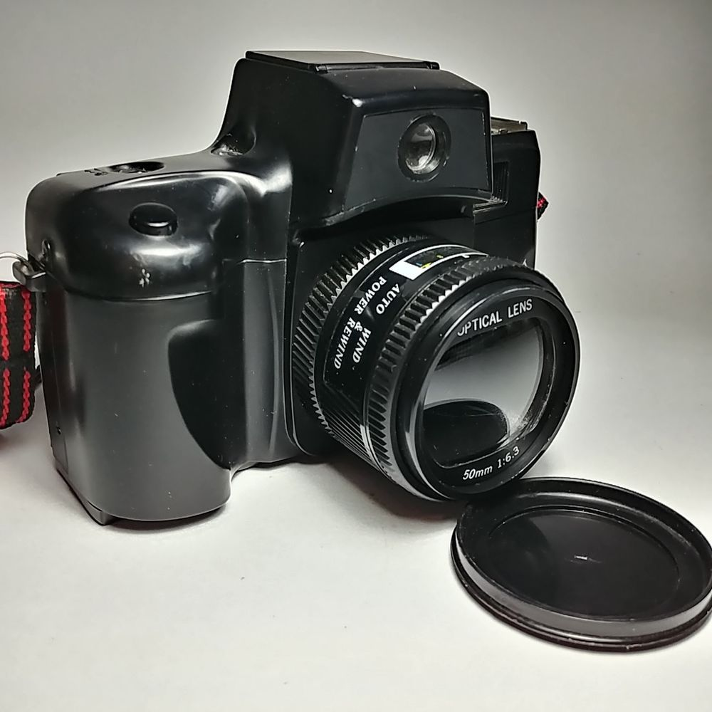 Rare Vintage Royal-SII 35mm Film Camera With 50mm Optical Lens 1:6 3