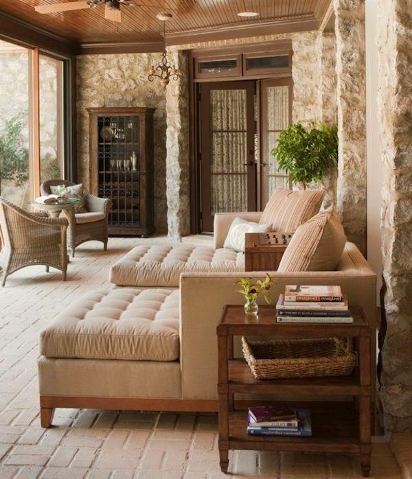 2017 Terrassenmöbel Lounge Holz