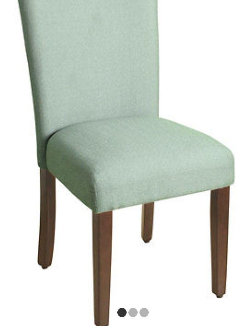 kirklands dining chairs sears aquamarine chair living room parsons