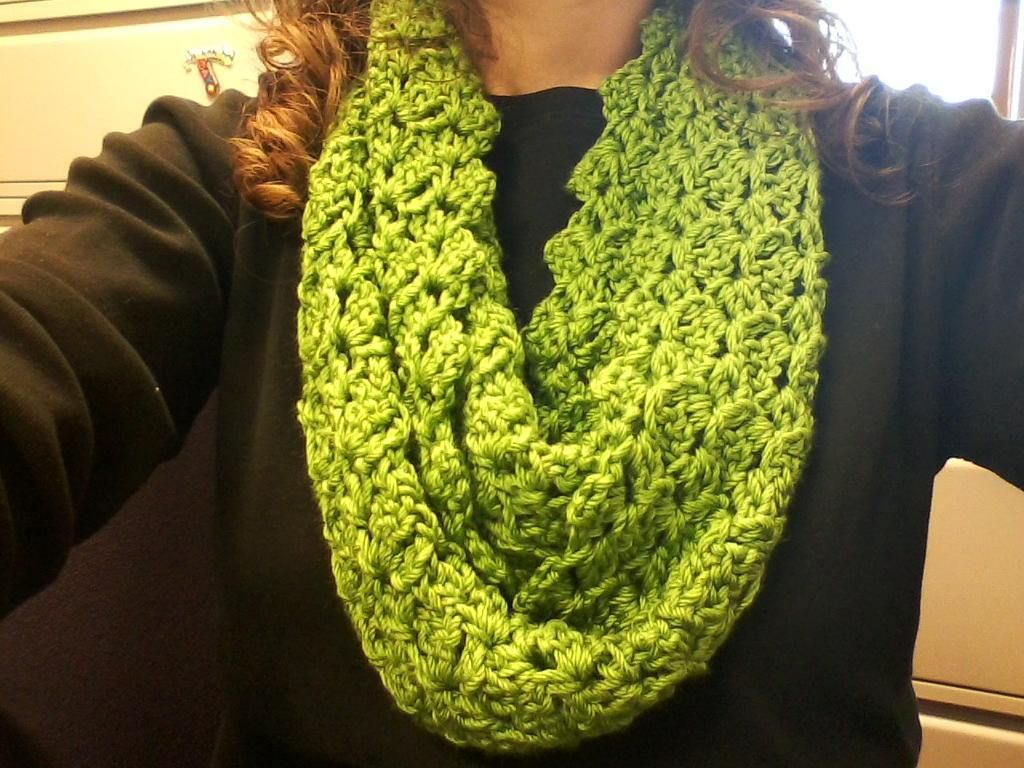 Looking for crocheting project inspiration? Check out Mindless Scarf by member Remluc.