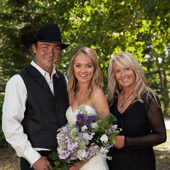 Claire wardle wedding
