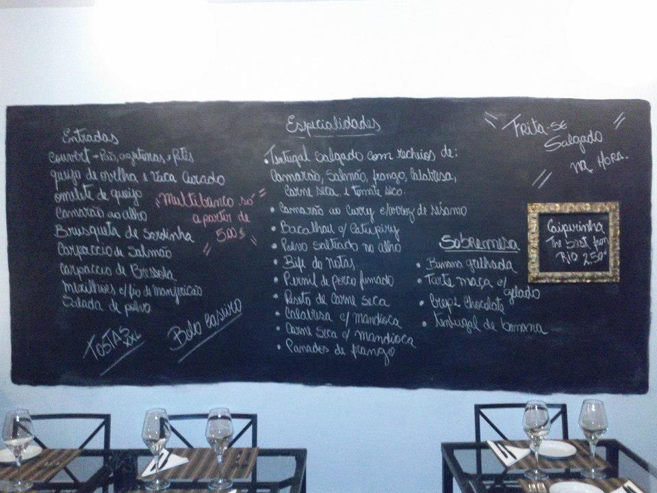restaurante Notas de Degustação at Rua do Regedor, Lisboa...great people and great food <3