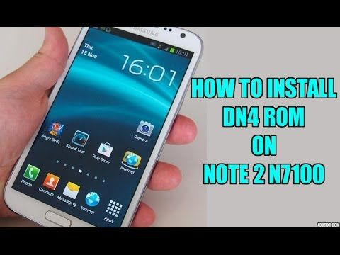 How to Install DN4(Ditto Note 4) ROM on Note 2 N7100