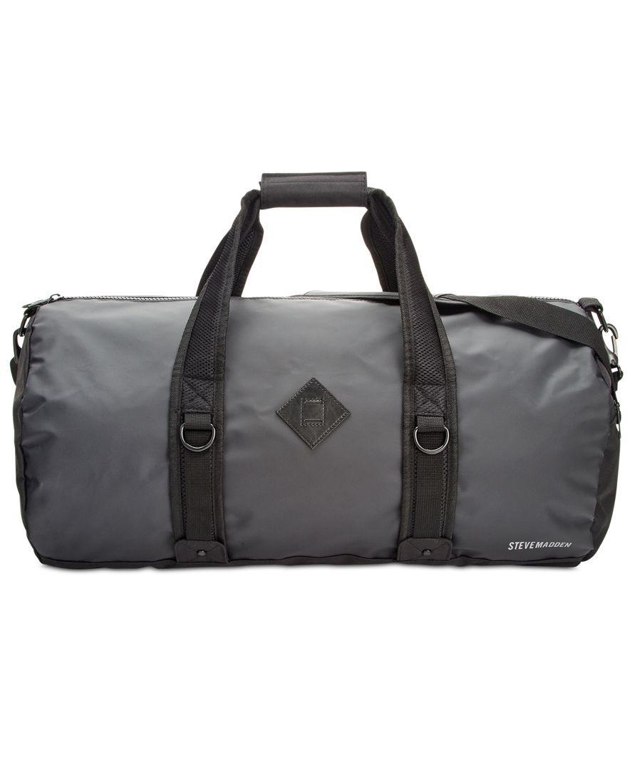 27cb378083f Steve Madden Men's Duffel Bag | Products | Duffel bag, Bags, Steve ...