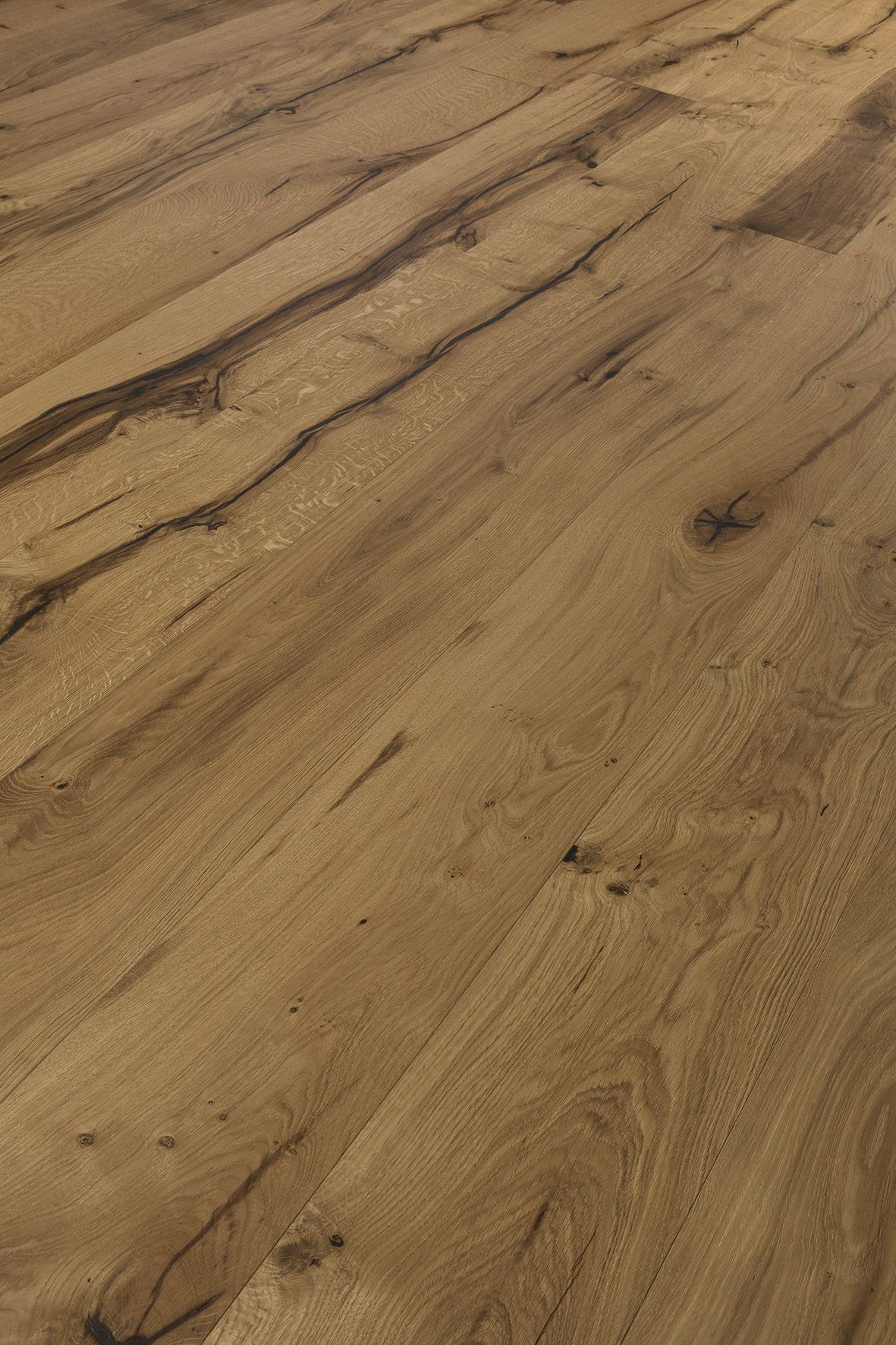 Our New Reclaimed Wood Floors Every Grain Is A Living Pattern
