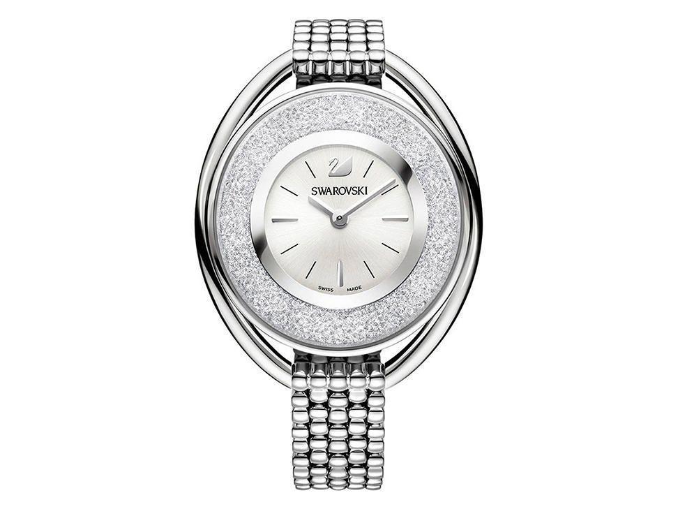 20c04e28783d Swarovski Crystalline Oval 5181008 Reloj Fino para Dama Color Plata