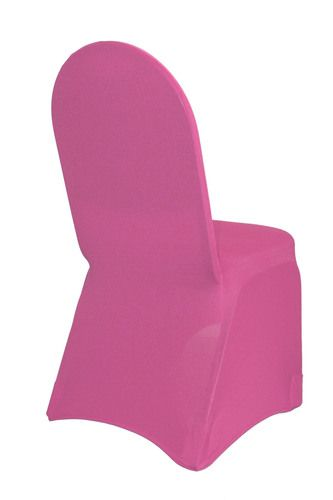 chair covers for weddings pinterest american factory stretch spandex banquet cover fuchsia in 2018 gold luxury chairs wedding themes