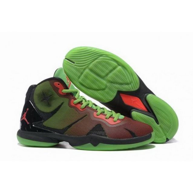 buy popular 403ce a5c76 ... where to buy mens nike jordan super fly.4 black green red 1510f 49086