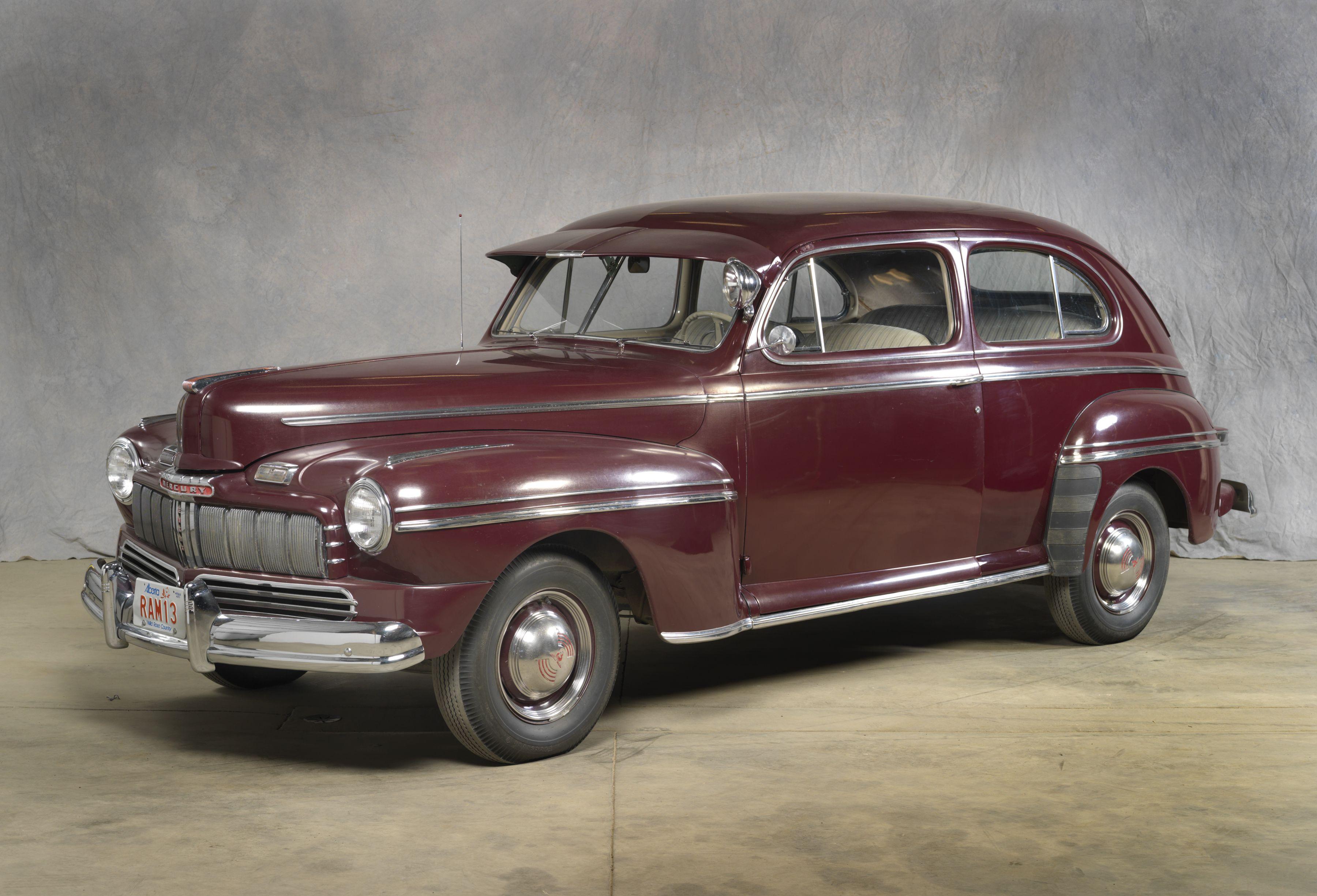 1946 mercury series 118 tudor sedan the mercury marque for Garage volvo gap
