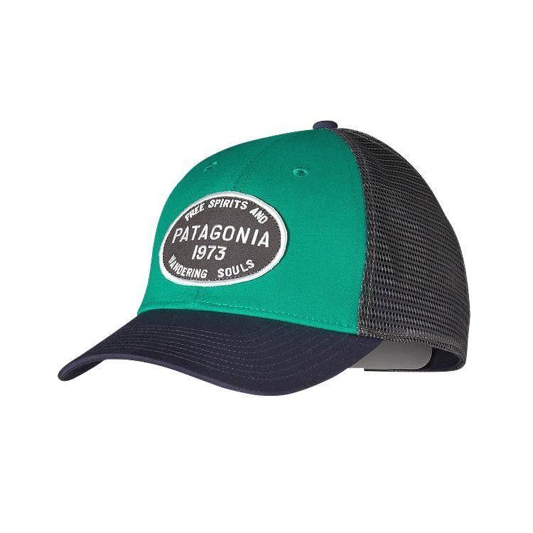 d703eaf85bdbb Patagonia Hog Tag LoPro Trucker Hat