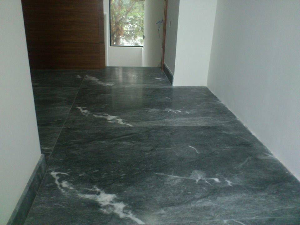 Piso de m rmol gris modena nosotros pinterest for Marmol color gris