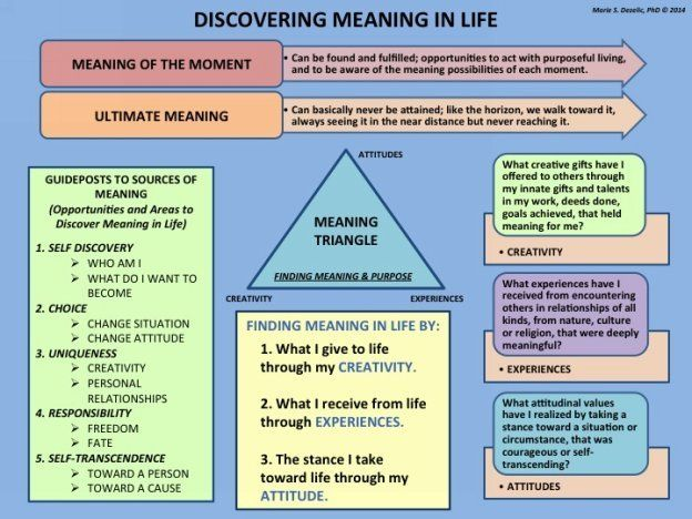 Meaning-Centered Therapy Workbook: Based on Viktor Frankl's Logotherapy & Existential Analysis: Marie S. Dezelic, Ann-Marie Neale, Brigitt Rok: 9780984640812: Amazon.com: Books