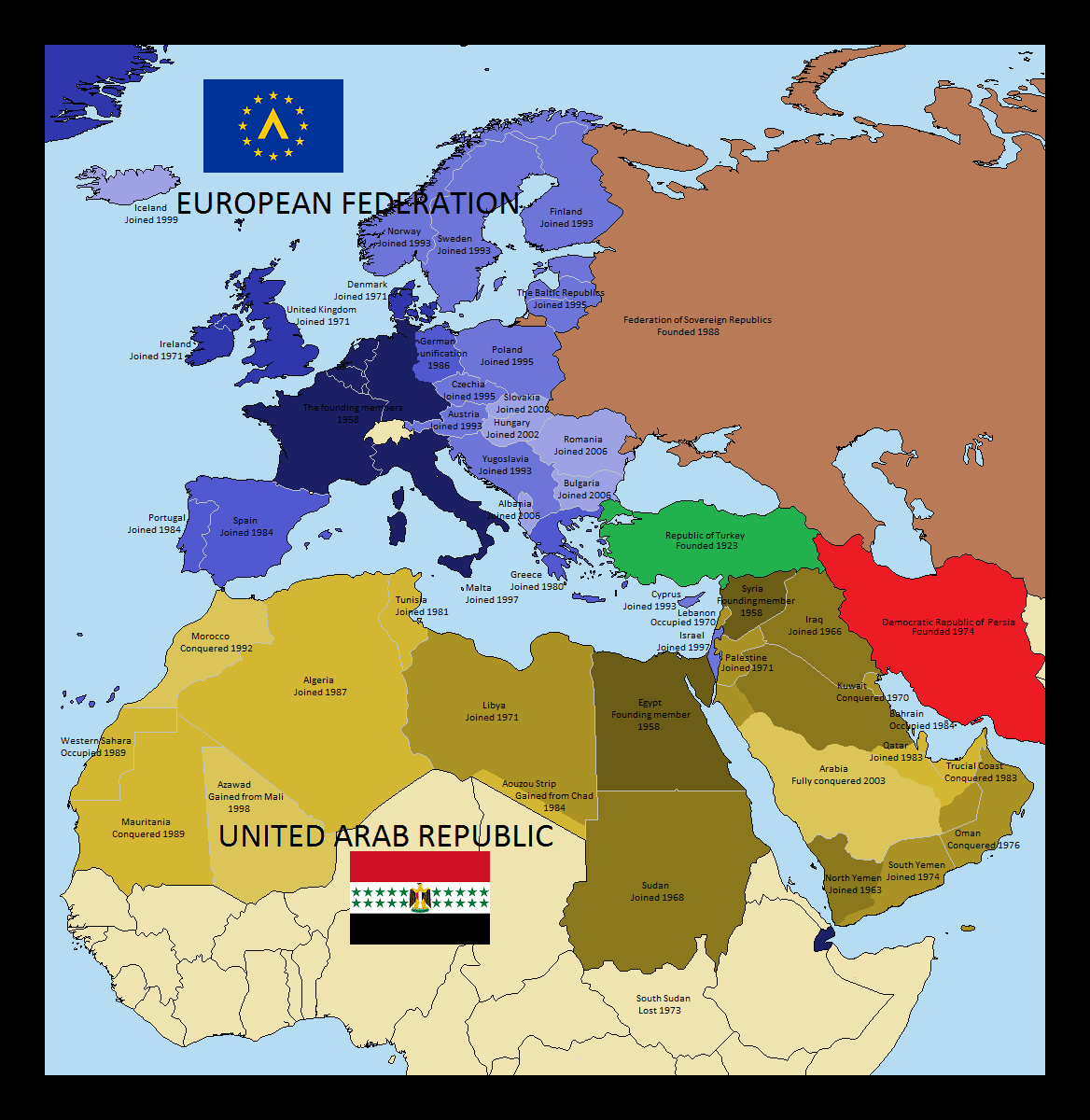 The Mediterranean Cold War By Silas Coldwine