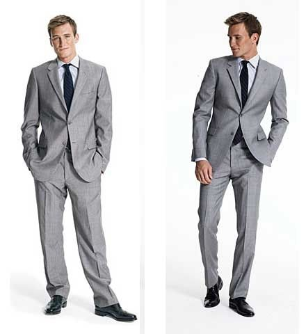 Men s suits  untailored vs. tailored. What a difference.  suits  menssuits fb71b2692bd