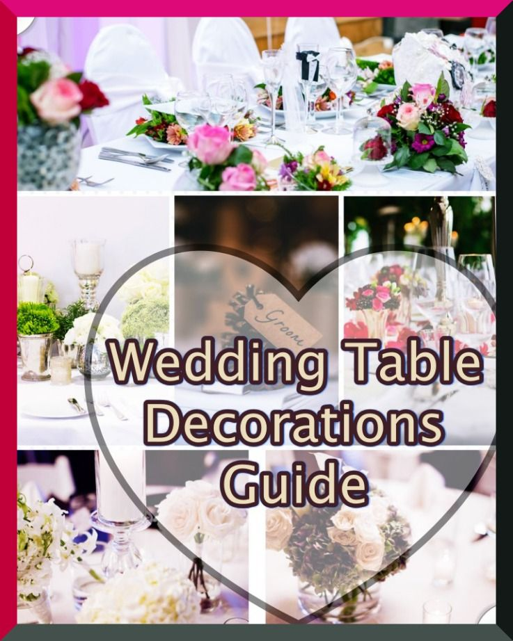 Planning And Designing Wedding Decorations For An Outdoor