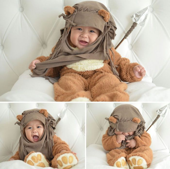 Baby Ewok Halloween costumes, Costumes and Ewok costume - baby halloween costumes ideas