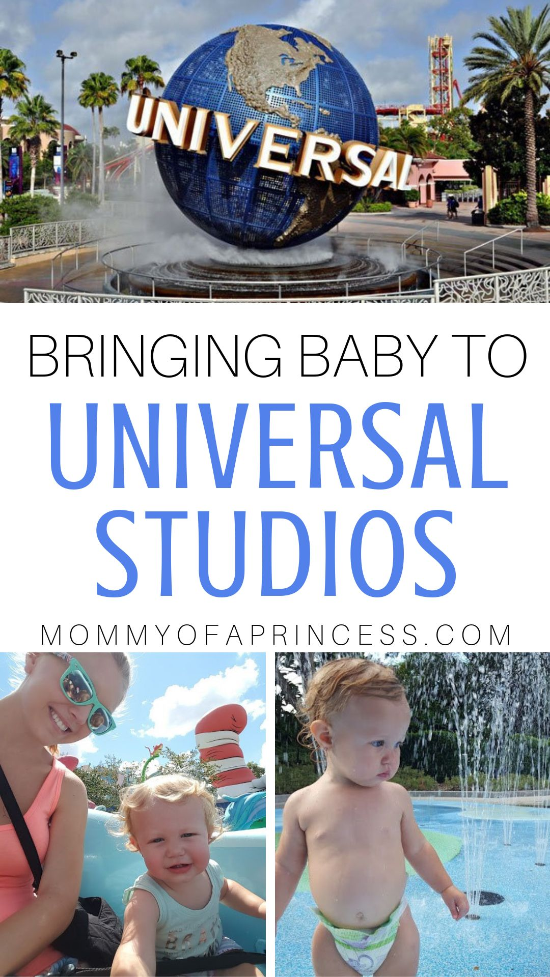 Your Guide To Universal Orlando For Toddlers Babies Universal Studios Orlando Rides Universal Vacation Disney Universal Studios