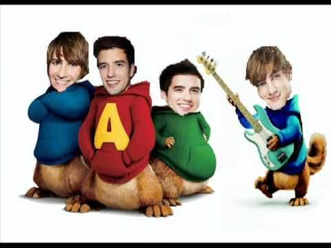 Big Time Rush Chipmunk Version Big Time Rush Big Time Rush Albums