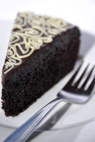 Barrington Brewery Chocolate Stout Cake
