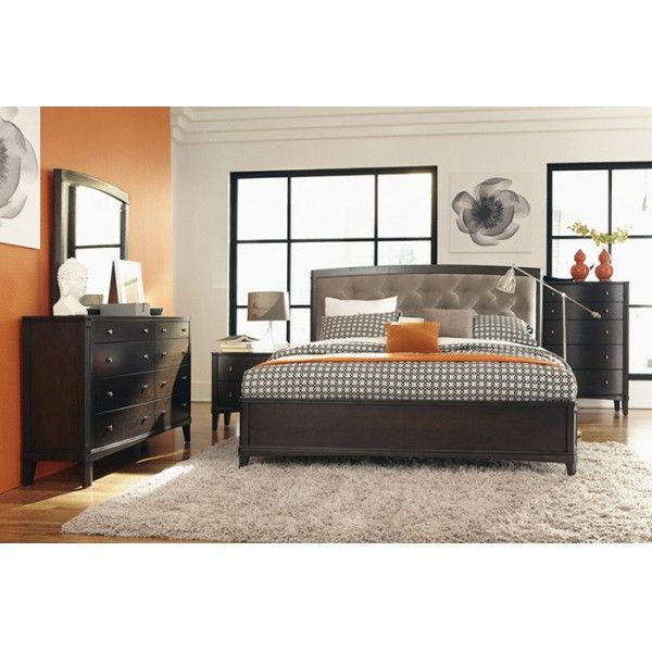Verona Queen Upholstered Bed | Star Furniture | Star Furniture ...