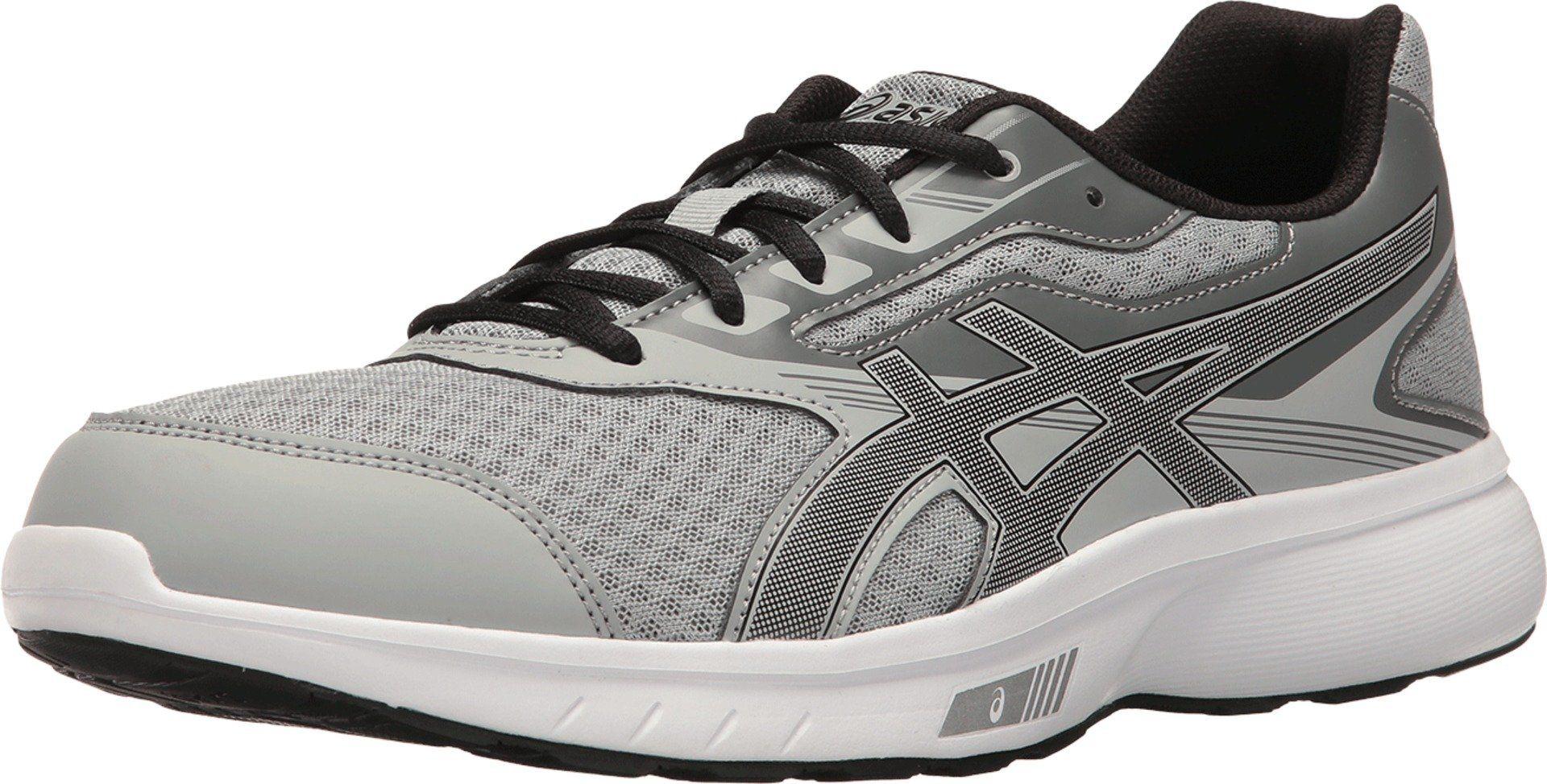 ASICS Men's Stormer Running-Shoes, Mid